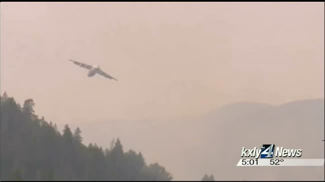 Gov. Inslee talks wildfire preparedness with local officials