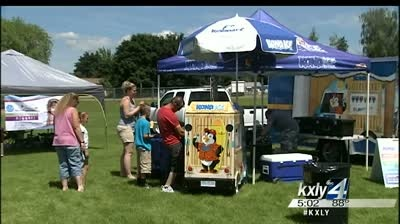 Kids celebrate safety at Post Falls event