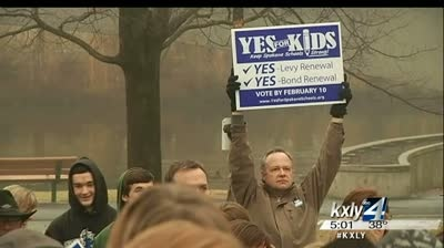 Local schools rally for special election bonds and levies