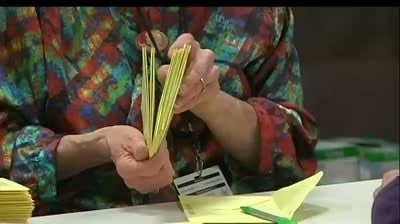 Low voter turnout even with important initiatives