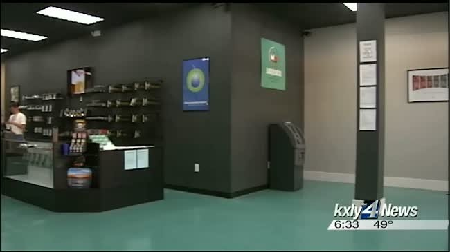 Lucky Leaf opens in Commercial Building