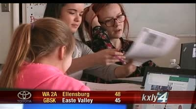 Students at Spokane Public Schools are College Bound