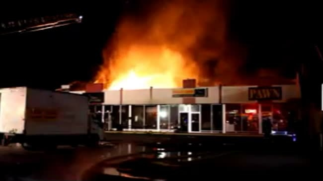 Investigators say Coeur d'Alene strip mall fire likely accidental