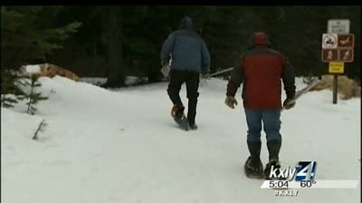 Snow pack down, but no cause for panic