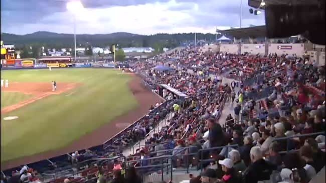 The Spokane Indians are waiting to hear whether the minor league baseball season will be canceled in 2020.