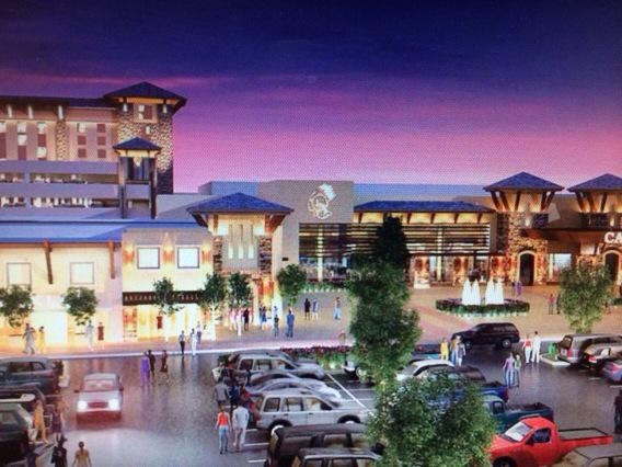 Spokane Tribe one STEP closer to new casino