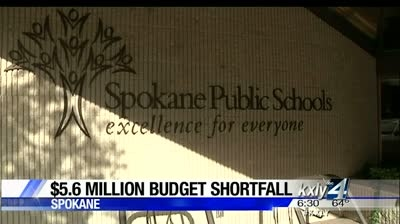 Strike threat leaves Spokane schools $5.6M budget gap