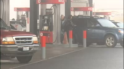 The Great Gas and Grocery Giveaway kicks off with extremely cheap gas