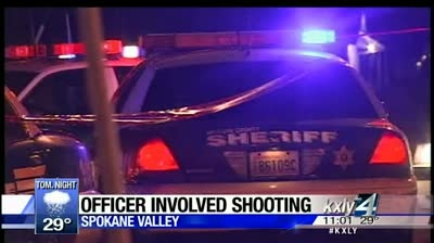 Traffic stop leads to officer involved shooting