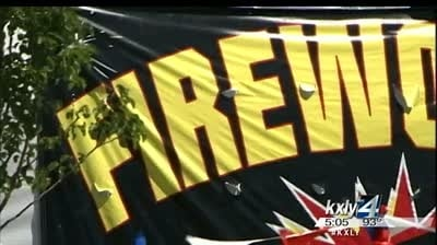 Sound Off for September 10th: Idaho woman files suit over fireworks ban. Thoughts?