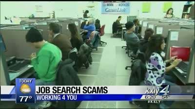 Working 4 you: Avoid scams while job searching