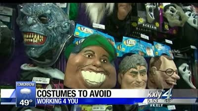 Working 4 you: Bad Halloween costume ideas