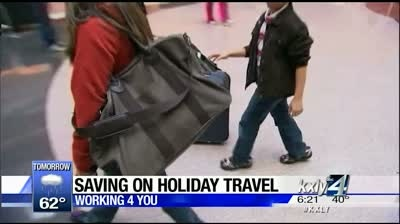 Working 4 you: Saving on holiday travel