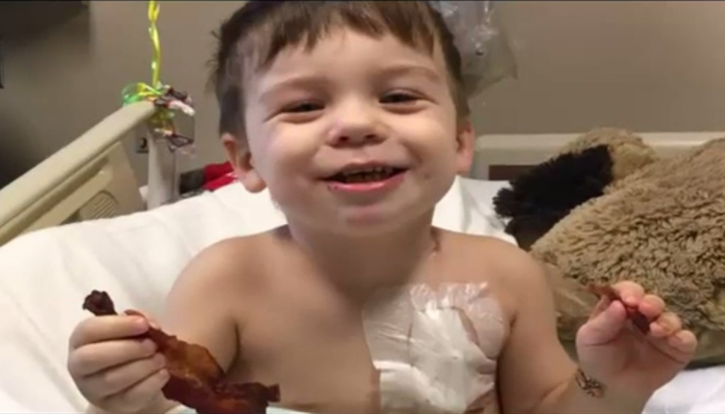 Give 4 Kids: WSU Cougs are Brody Brave