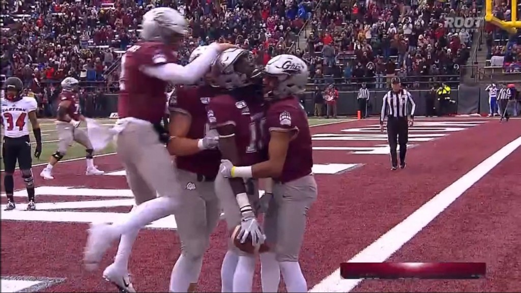 Eastern downed by Montana 34-17 in showdown of Big Sky powers