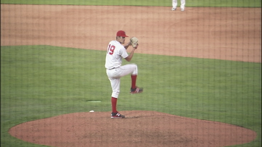 Dominant pitching leads the way in 6-1 win