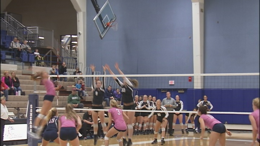 VIDEO: Gonzaga volleyball falls to Pacific in five sets