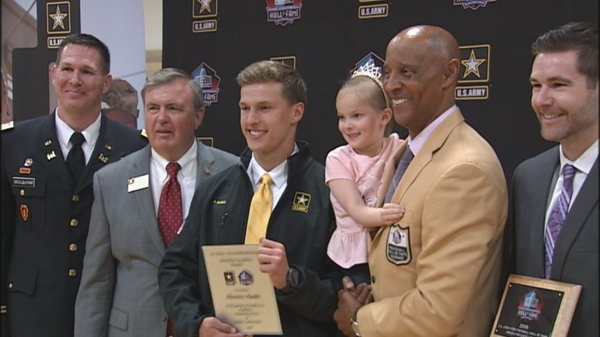 Medical Lake's Hanks Honored By Pro Football HOF