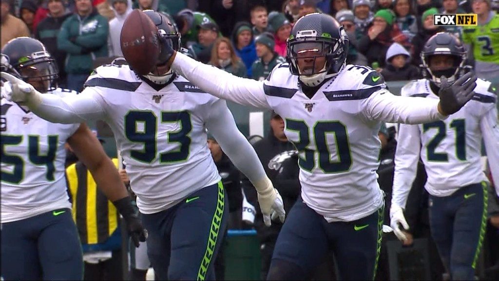 Penny runs for 129 yards, Seahawks beat Eagles 17-9