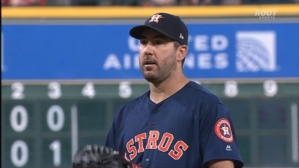 Verlander fans 10, pitching-rich Astros beat Mariners 3-1