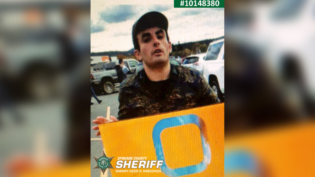 Sheriff's Office: Man tries to steal TV from Walmart, punches and spits on employee