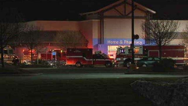 Spokane Fire: no evidence of dangerous substance found at evacuated Walmart
