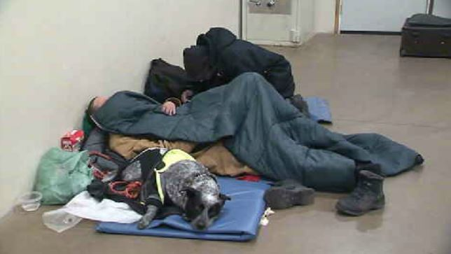 Some warming centers extend hours as below-freezing temperatures settle in
