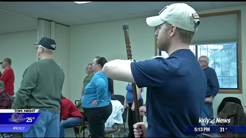 Warrior Cane Project teaches wounded veterans self-defense