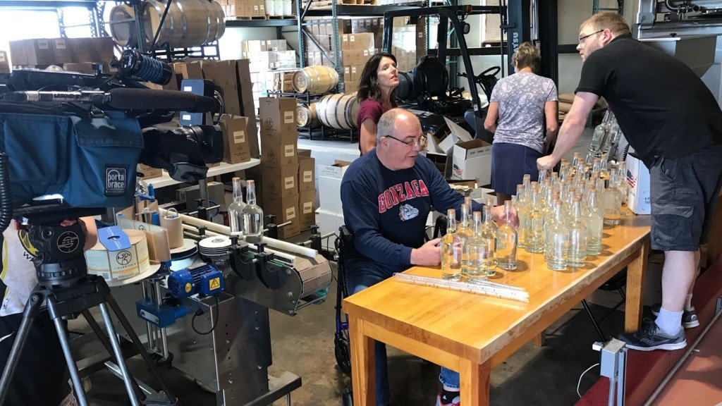 Made in the Northwest: Warrior Liquor