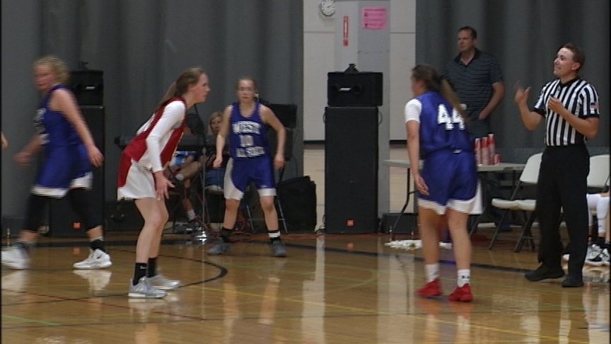 Highlights from the 2019 All-State Girl's Basketball Classic