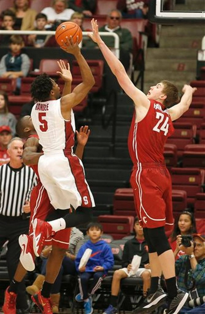 Cougs drop conference opener