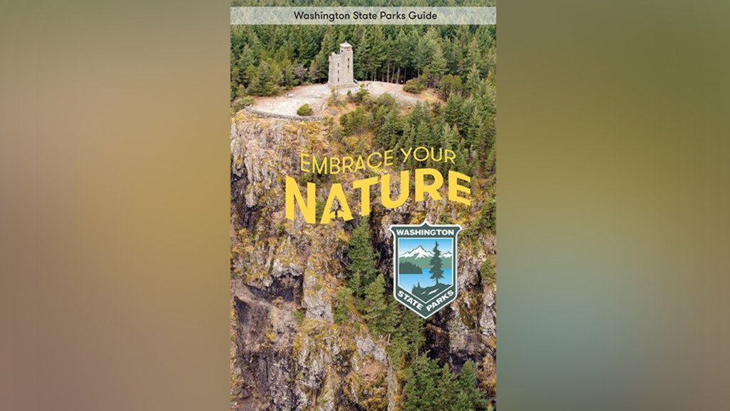 Washington State Parks publishes first guide book