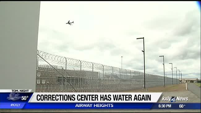 Water still a concern for Airway Heights prisoners