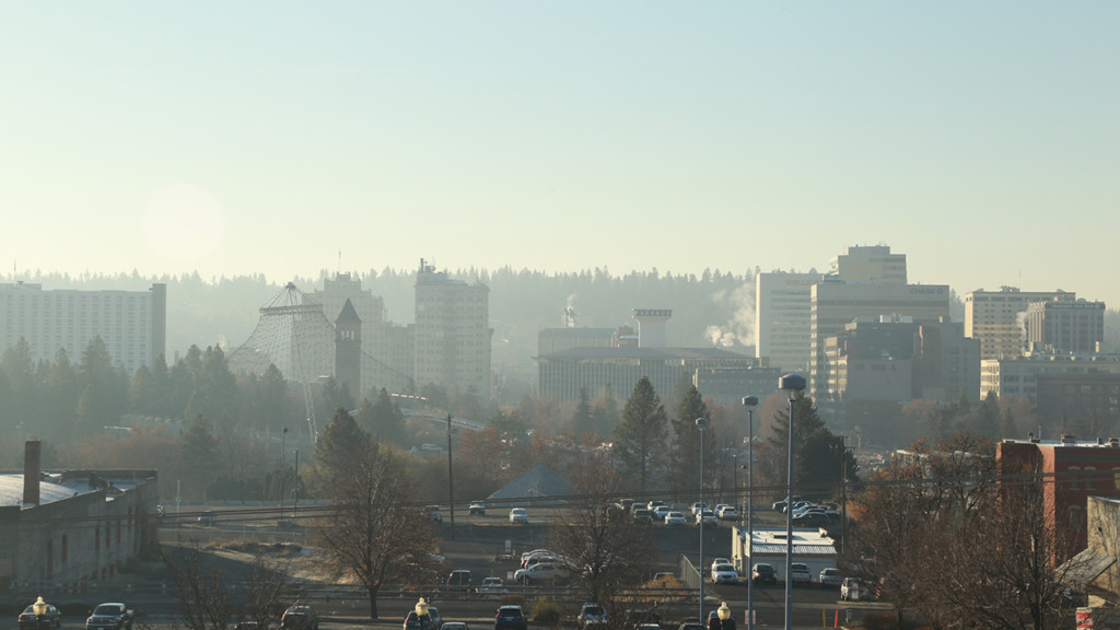Sunny start to the Thanksgiving week, burn ban in effect