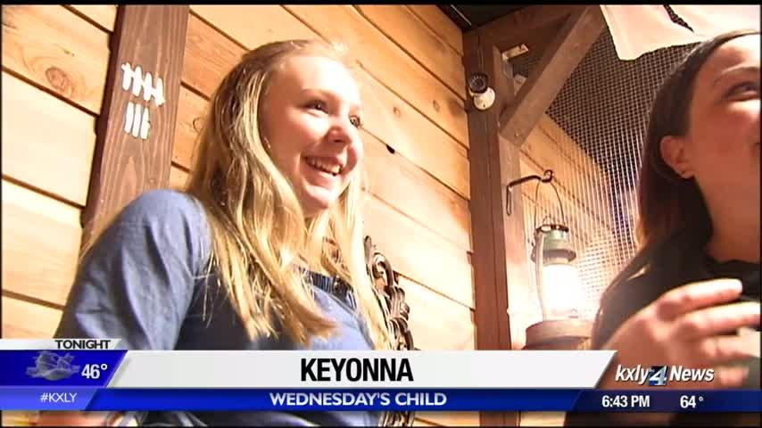 Wednesday's Child: Keyonna
