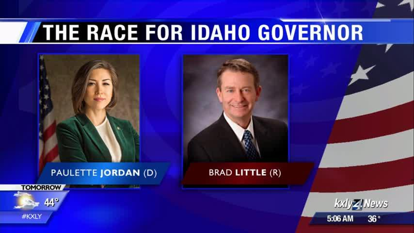 Idaho voters head to the polls to decide on Governor's race, medicaid expansion