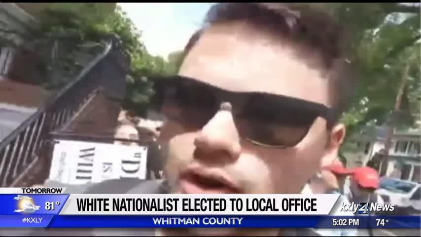 Whitman County GOP looking to stop white nationalist from taking elected seat in party