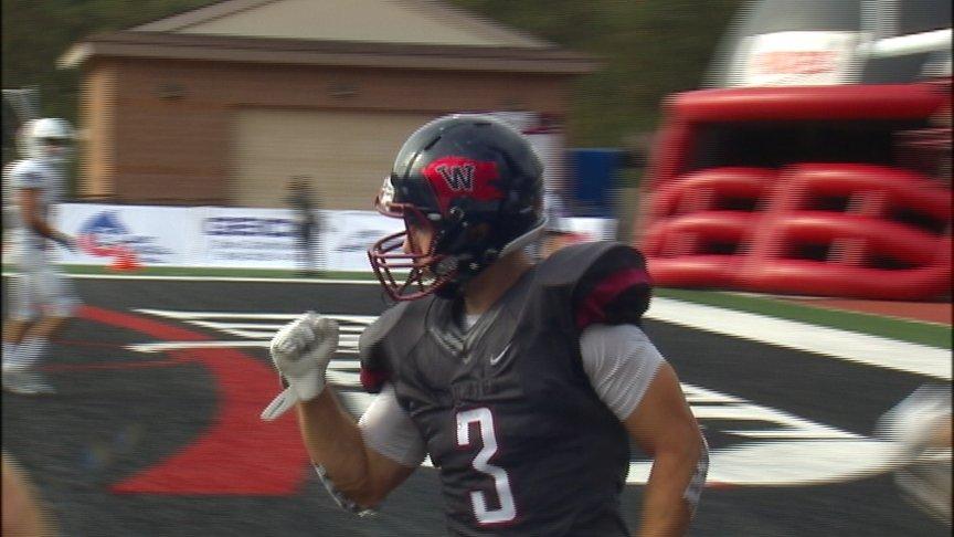 Whitworth defense Wraps Up 'Cats in 19-14 Win