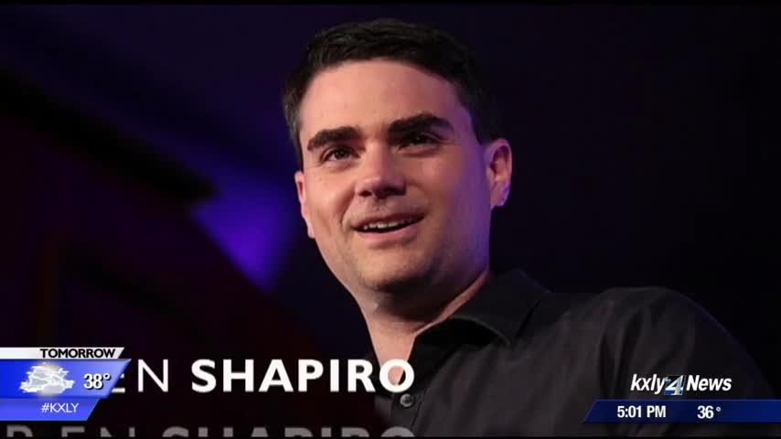 Whitworth student government to vote on Ben Shapiro invite