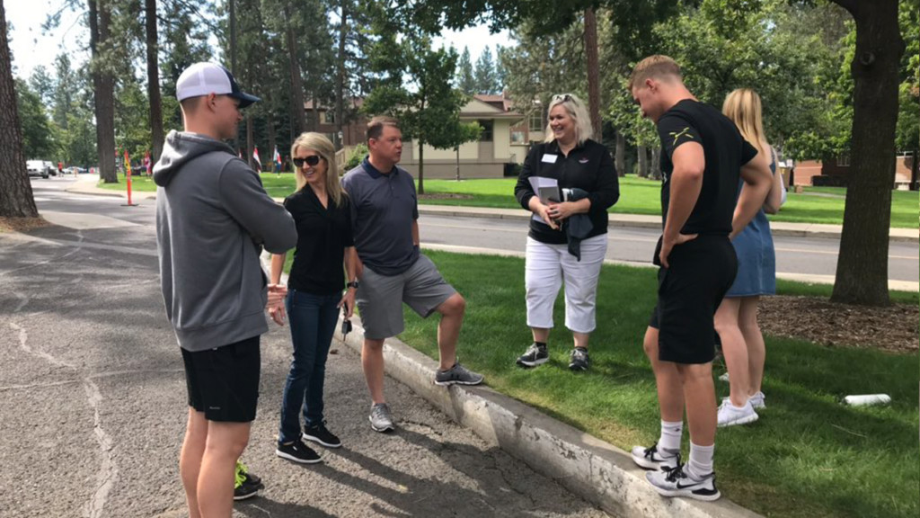 Second-largest freshman class moves in to Whitworth University