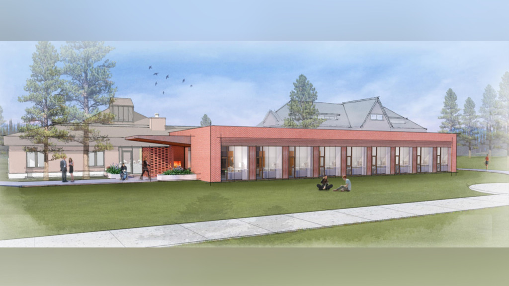 Beeksma Theology Center breaks ground