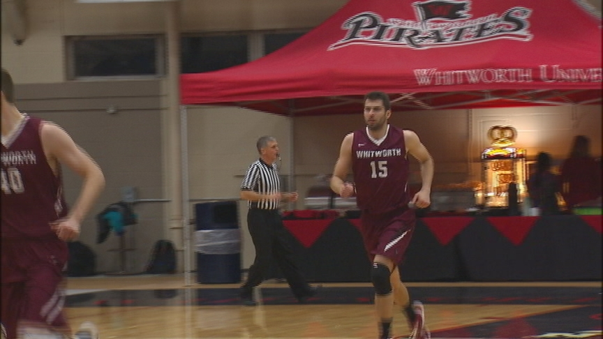 Jurlina leads #5 Whitworth past George Fox 91-70