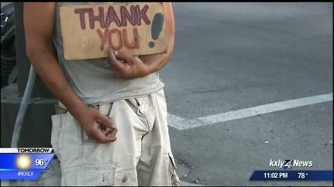 Why giving to panhandlers may do more harm than good