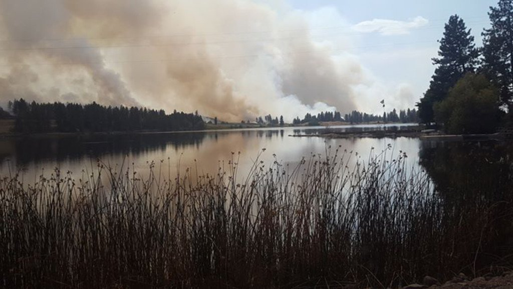 UPDATE: I-90 back open following fire near Cheney