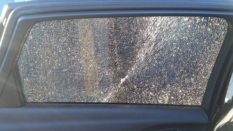 Multiple car windows shattered in NW Spokane