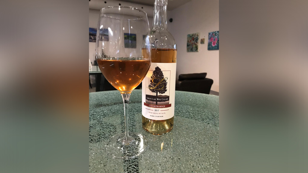 Liberty Lake Wine Cellars announces orange wine