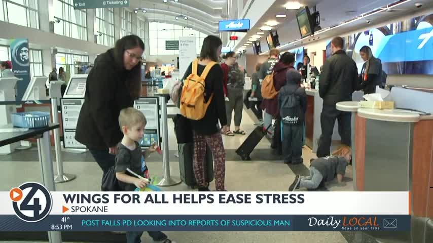 Wings for All simulation helps teach kids with autism how to travel