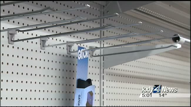 Winter weather items in short supply at local stores