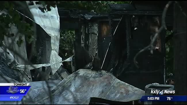 Woman killed in house fire in Elk