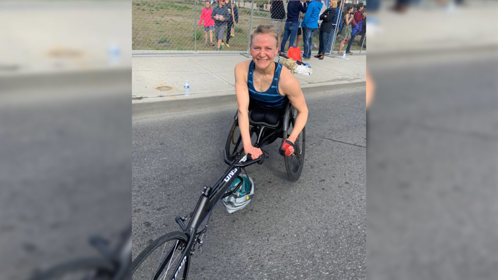 Bloomsday 2019: Women's wheelchair champ sets new course record